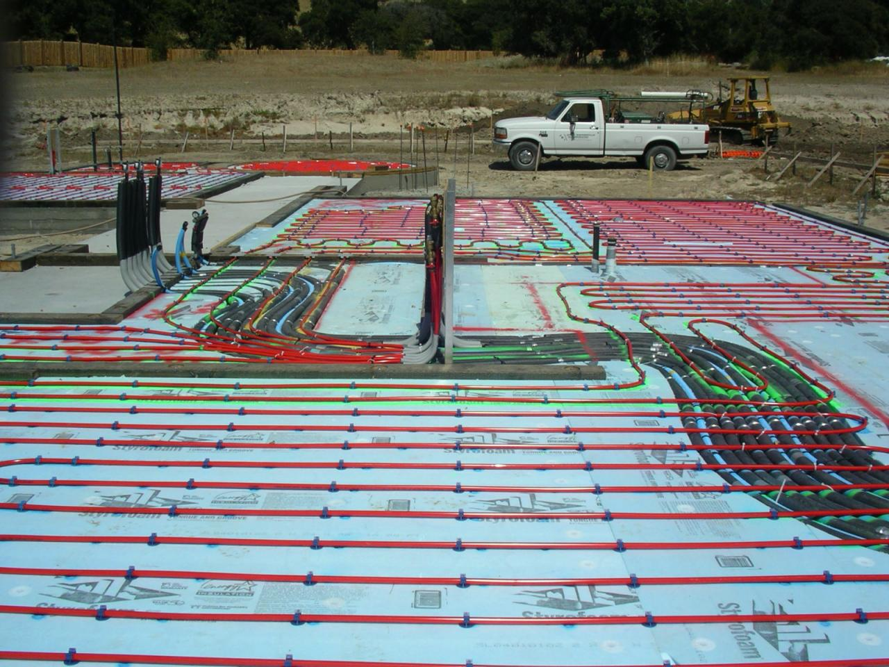 Lockwood Mechanical Inc. - Radiant Heating Systems